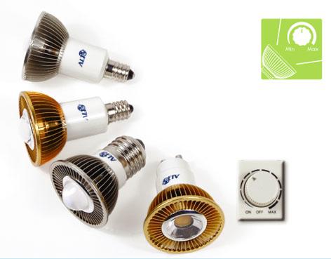 Ampoules LED haut rendement
