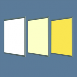 Panel CCT 30x30 18W Changing Color
