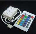 télécommande RGB 24 touches infrarouges