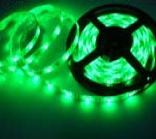 Ruban led 7.2Watts/m vert