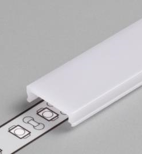 Cover pour profilé aluminium ruban Led Slide cover C